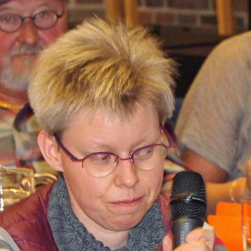 Marianne Møller Petersen, sekretær