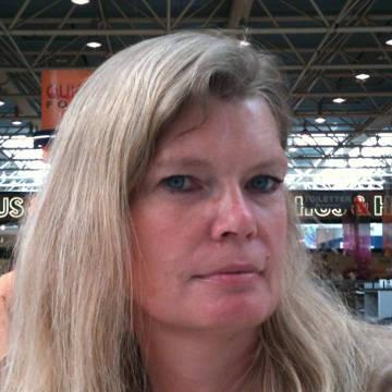 Charlotte Brit Jensen, kasserer