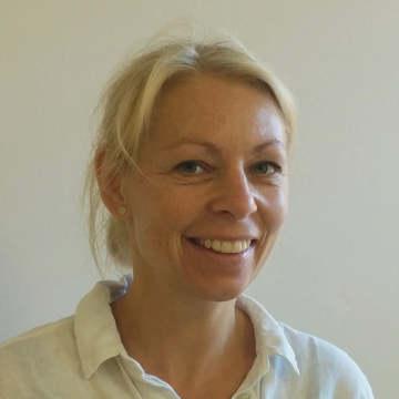 Margit Broholm Madsen, kontorassistent