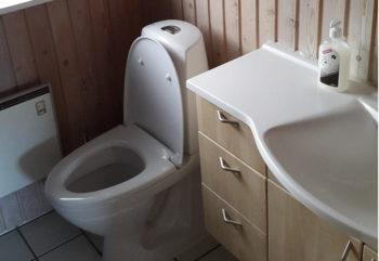 Sommerhus Toilet 644