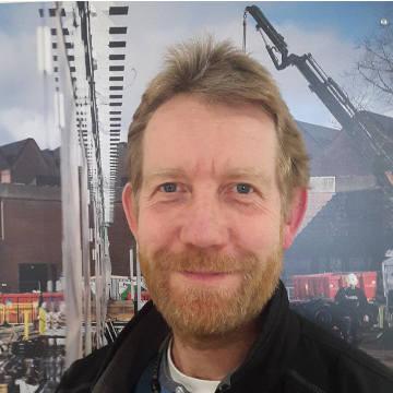 Erik Nymark Hansen, kredsformand i Sydsjælland