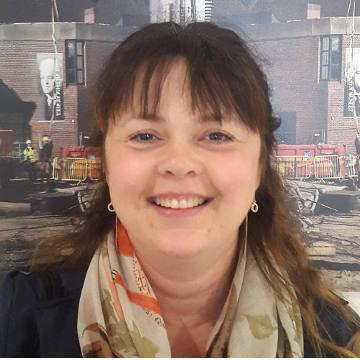 Rikke Malene Rogers, kredsformand i Østjylland
