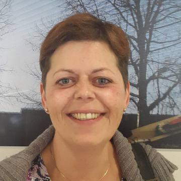 Susanne Henriksen, næstformand i Sydvestjylland