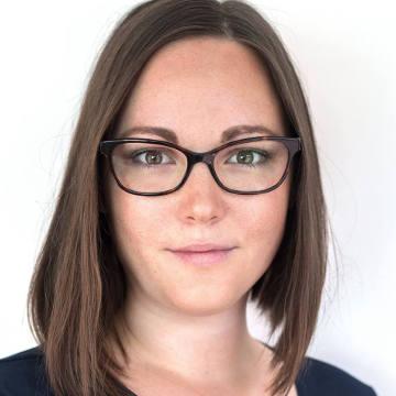 Sandra Larsen, næstformand og sekretær i København
